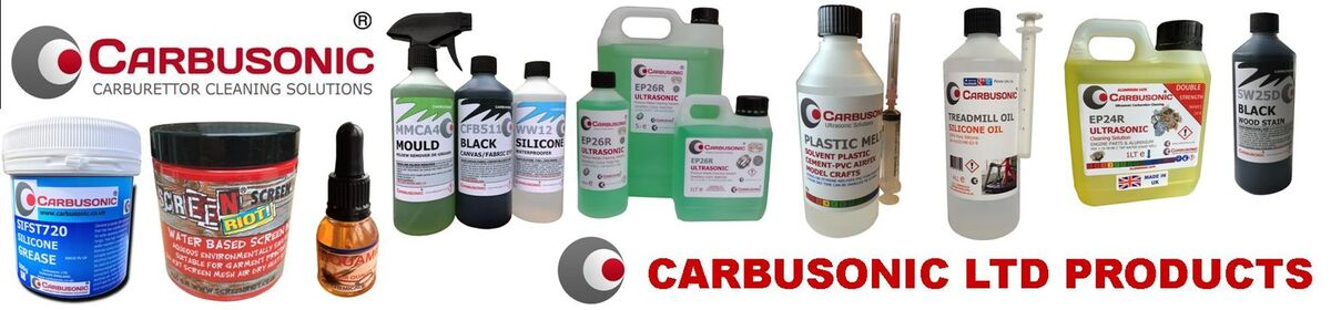 Carbusonic LTD
