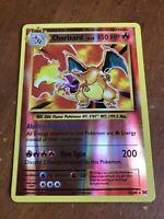 Pokemon XY Evolutions Charizard, 11/108 Rare!Reverse Holo Card, Card Is MINT!