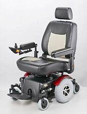 Merits P327 Vision Super Bariatric Electric Power Wheelchair 450 lbs. cap.