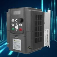 5.5kw 50-60Hz General VFD Vector Inverter Frequency Converter 3phase 380VAC 13A
