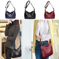 Fashion Women Handbag Leather Messenger Shoulder Bag Ladies Large Tote Purse Bag