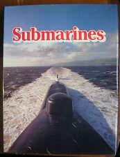 Submarines by Richard Garrett (Hardback, 1977)