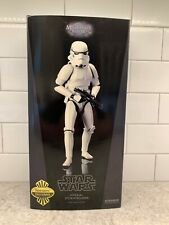 Sideshow Exclusive Star Wars Imperial Stormtrooper NRFB