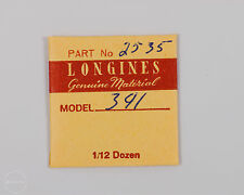 Longines Genuine Material Part #2535 Date Indicator Guard for 341
