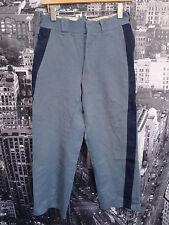 Vtg Postal Service 1960s Pants Arrow Pockets Wool USPS Letter Carrier Trousers