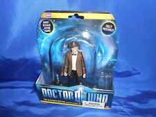 "Doctor Who Eleventh Doctor W/ Cowboy Hat Series 6 Character Toys 5"" Sealed 2009"