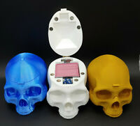 Eternal Skull Deluxe Commander EDH Deck Box *custom colors available*