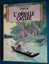 TINTIN  L`OREILLE CASSÉE ED.1968. CASTERMAN.HERGÉ