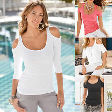 Unbranded Stretch Tops & Shirts for Women
