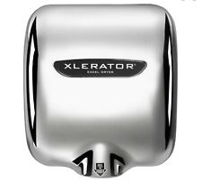 XLERATOR XL-C CHROME RESTROOM HAND DRYER WALL MOUNT NO TOUCH EXCEL XL BW SB NEW