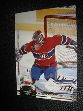 1992-93 Topps Stadium Club  #252 Patrick Roy Montreal Canadians  NrMt