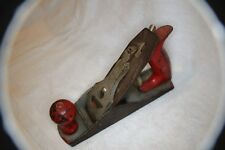 "Vintage Used Millers Falls 9"" Long 302 Bench Plane Good Restoration Candidate"