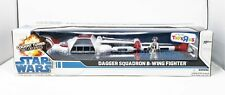 Dagger Squadron B-Wing Fighter Star Wars Toys R Us TRU Exclusive New Unopened!