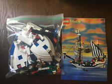 Lego Pirates 6280 Armada Flagship 1996 Loose Complete