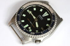 Seiko 7002-7010 divers watch for Parts/Hobby/Watchmaker - 141692