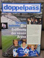 FC Schalke 04 - Zur Eröffnung der Arena auf Schalke Doppelpass Magazin #1 -/205