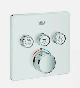 Grohe Grohtherm SmartControl 29157LS0 GK 03a fms 3 Absperrventile *Neu & Ovp*