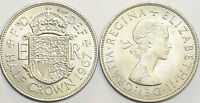 1953 to 1967 Elizabeth II Cupro-Nickel Halfcrown Your Choice of Date  / Year