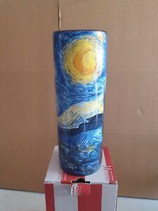 "Parastone Vincent Van Gogh Vase, The Starry Night 8"""