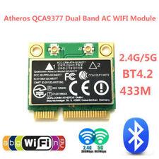 Mini PCI-E WIFI Wireless Network Card Dual Band 2.4G/5Ghz BT4.2 802.11a/b/g/n/ac