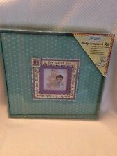 Janie Dawson Collection Baby Scrapbook Kit NEW 12 x 12 Album Papers Stickers