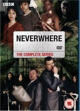 Neverwhere The Complete BBC Series Region 4 New DVD