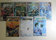 Aquaman Lot of 7 #16,17,18,19,20,21,22 DC (2013) 5th Series Comic Books Comics
