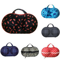 Portable Travel Protect Bra Underwear Lingerie Organizer Case Storage Box Bag