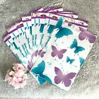 100 Designer Printed Poly Mailers 10X13 Shipping Envelopes Bags BUTTERFLY
