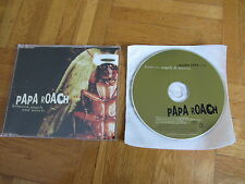 PAPA ROACH Between Angels And Insects 2001 GERMANY collectors CD single