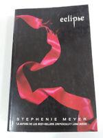 ECLIPSE TWILIGHT Stephenie Meyer LIBRO ALFAGUARA TAPA BLANDA 623 PAGS