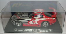 FLY E82 SLOT CAR VIPER GTS-R SPE.EDITION 25 YEARS FOOT LOCKER LTED.ED.MB
