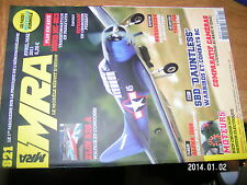 MRA n°821 plan encarté Nord NC 853 / SBD Dauntless T-Rex 250 Alpha 1500