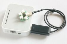 MR3020 OpenWRT based WiFi multi-thermometer with remote monitoring