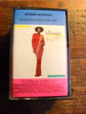 """DIONNE WARWICK  """" RESERVATION FOR TWO""""    MC"""