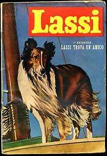EX38_ALBI D'ORO N.1-LASSI EP.1° LASSI TROVA UN AMICO-4 GENNAIO 1953