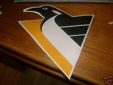 OLD SCHOOL PITTSBURGH PENGUINS JERSEY CREST PATCH