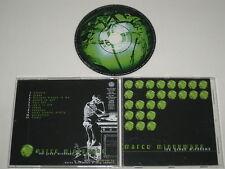 Marco Minne Uomo/The Green Mindbomb (duck dive Music DDM CD 8966) CD Album