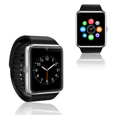 Unlocked! GSM Multimedia Wireless Bluetooth Watch Phone w/ Spy Camera Video FM