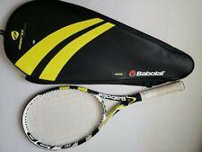 "Babolat aero Pro Drive Tennis Racket Modular Tech Graphit/Tungsten grip 4 3/8"""