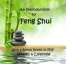 CD - Introduction to FENG SHUI + 9 Free Lifestyle eBooks Collection (Resell)
