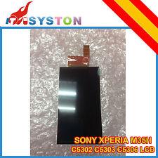 Pantalla LCD Sony Xperia SP M35H C5302 C5303 C5306 ORIGINAL