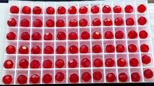 100 Swarovski Elements LIGHT SIAM 3mm #5000 ROUND LOOSE BEADS , Bridal/Jewelry