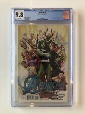 A-Force #1 CGC 9.8 She-Hulk - Scarlet Witch - Captain Marvel - Black Widow