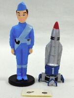 "NEW Thunderbirds Are Go 1 & SCOTT PVC mini FIGURE YUJIN HEIGHT 2.5""  6cm/UK DSP"