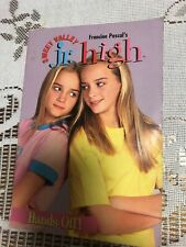 Sweet Valley Jr. High Hands Off
