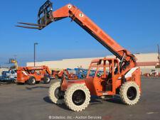 2011 Skytrak 8042 42' 8,000Lb Telescopic Reach Forklift Telehandler bidadoo