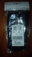ICOM IC-T81 T81E T81A LC148 LC-148 CUSTODIA CARRYING CASE GENUINE ORIGINAL PART