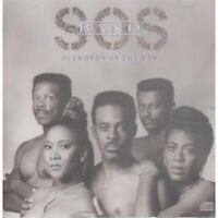 SOS Band Diamonds in the raw (1989) [CD]
