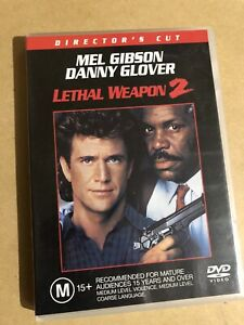 Lethal Weapon 02 (DVD, 2001) Director's Cut